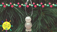Christmas Jelly Baby Decorations