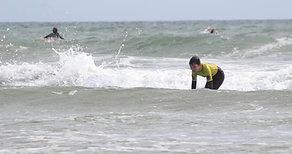 ESB Kloar, Ecole de surf de Bretagne de Clohars Carnoet dans le Finistère sud