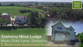 Stalmine Moss Lodge Video Tour - Walkthrough style