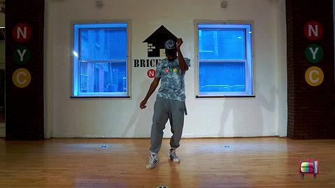 """Jared Jenkins ADV Hip Hop """"Thong Song"""""""