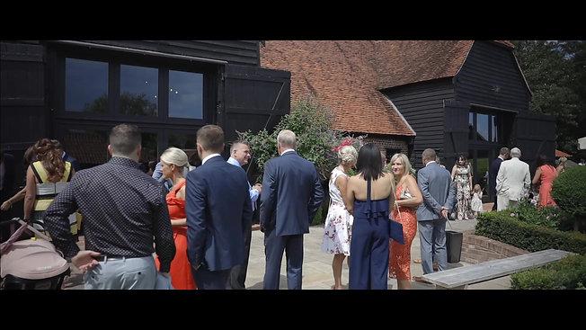Wedding Short Example