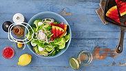 Hello, Summer ! Melonen Salat