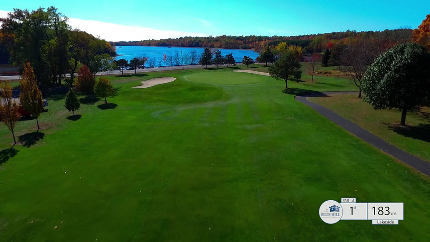 Blue Hill Golf Course - Lakeside