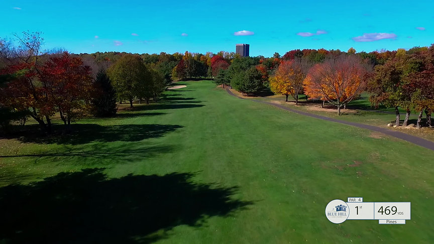 Blue Hill Golf Course - Pines