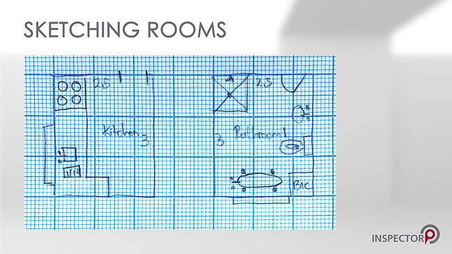 Sketching floorplans
