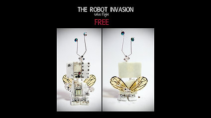 Robot Wings