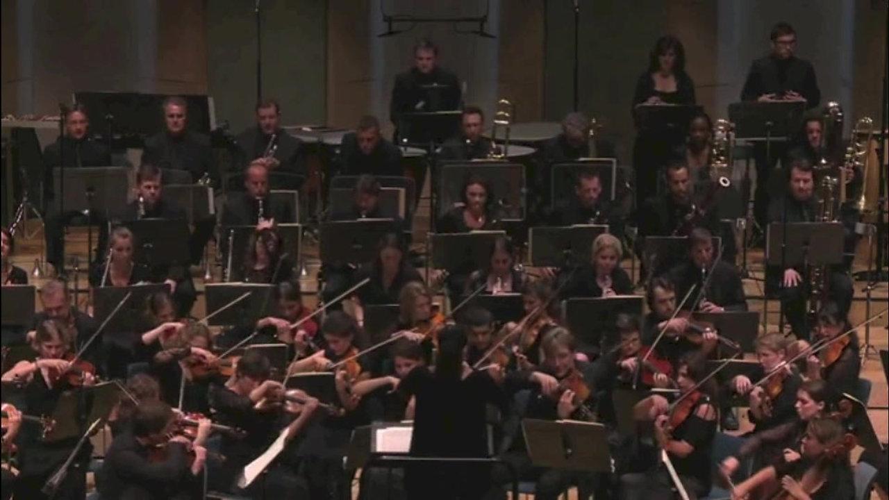 Extrait - Danse Bacchanale C. Saint Saëns - Algérie France Une Symphonie pour 2012 - Cité de la musique - Sept. 2013