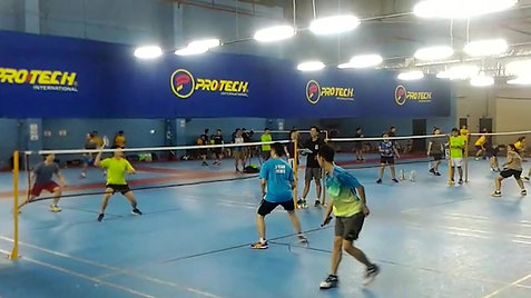 Pioneer Badminton League 2018