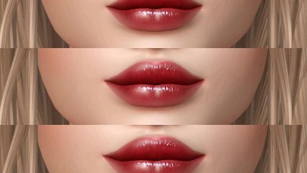 Adjustable Mocap AO - Lips