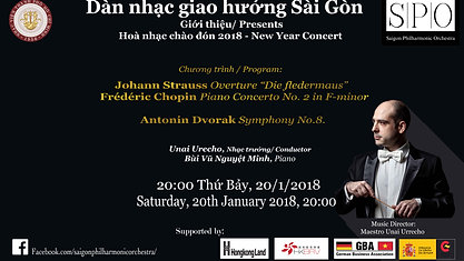 SPO New Year concert 2018