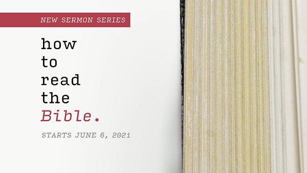 Sermon Summary June 6