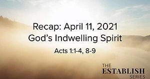 Sermon Summary April 11