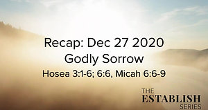 Sermon Summary Dec 27