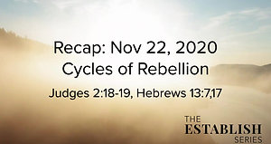 Sermon Summary Nov 22