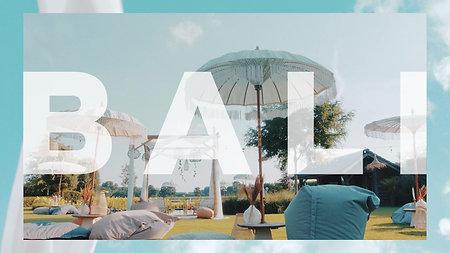 Bay x Elle | thema Bali