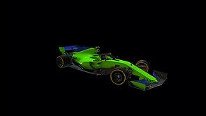 F1 Car Demo