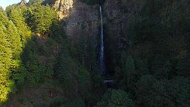 Oregon Multnomah falls