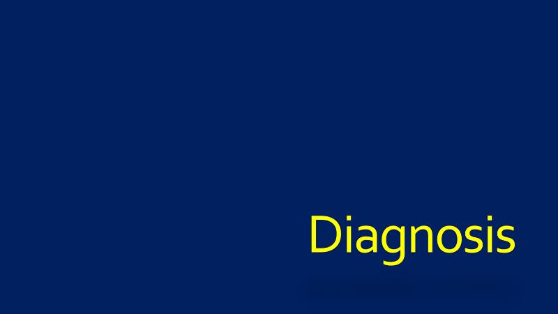 Diagnosis of C. difficile-Practitioner
