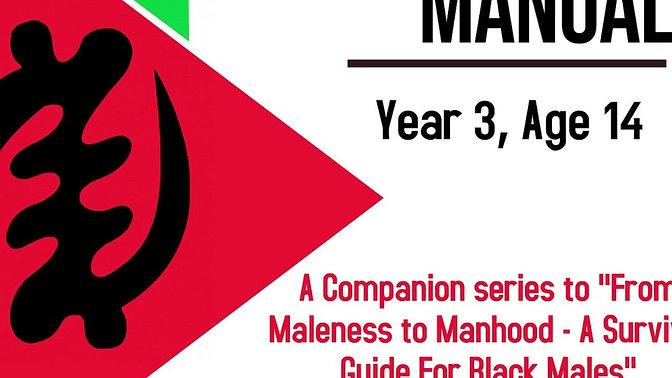 Criteria for Manhood Manuals