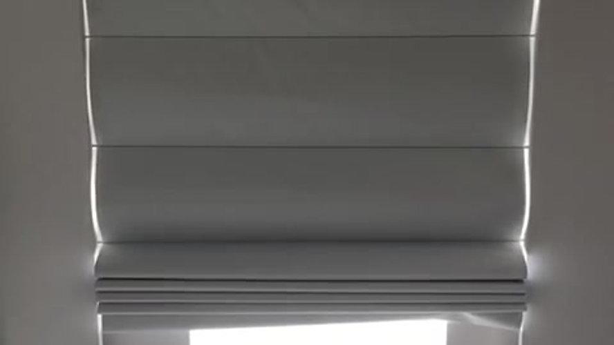 sky folding blinds