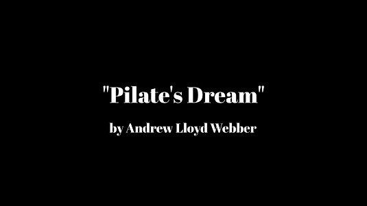 """Pilate's Dream"""