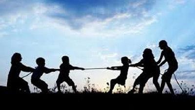 Tension vs Effort: Yoga & Relationships