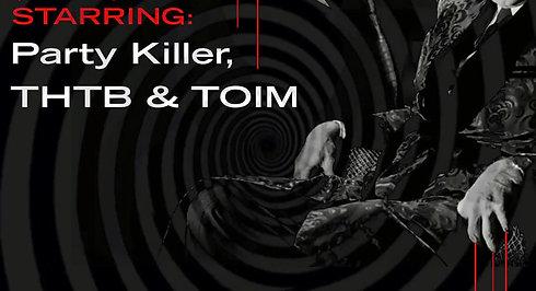 Plan What from Under Where? Party Killer / THTB / TOIM @ The Kenton Club