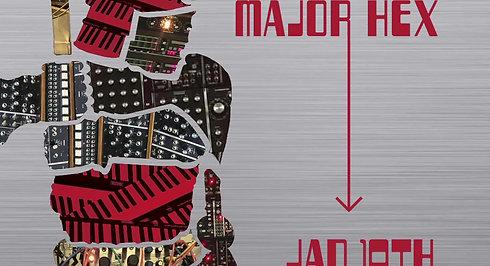 Masonique / Major Hex @ White Owl