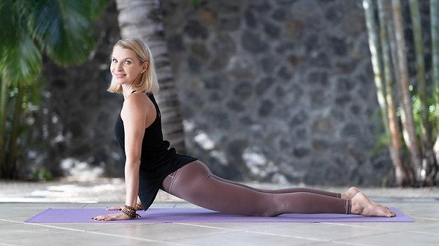 Gentle Yoga   mindbodyagnieszka.com