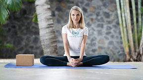 Yin Yoga for Stress Relief and Rejuvination of the Nervous System