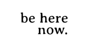 Morning Flow: Be Here Now
