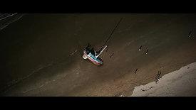 Yacht stranded on New Brighton (graded) FB