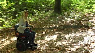 JOYY PT ONE im Wald