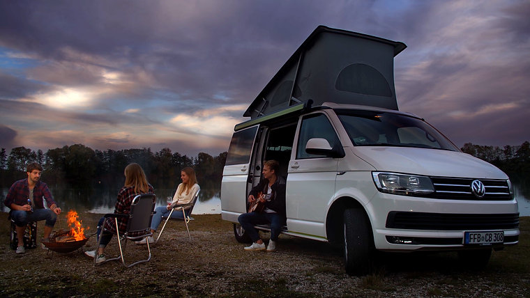 VW CALIFORNIA T6 OCEAN