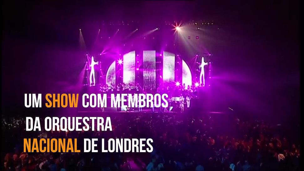 ABBA THE SHOW TURNÊ BRASIL 2019