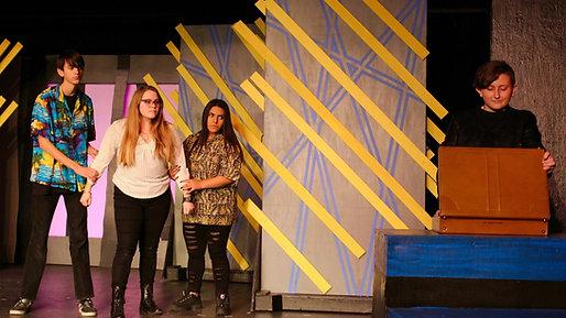 Freshman Advisory Theatre Promo