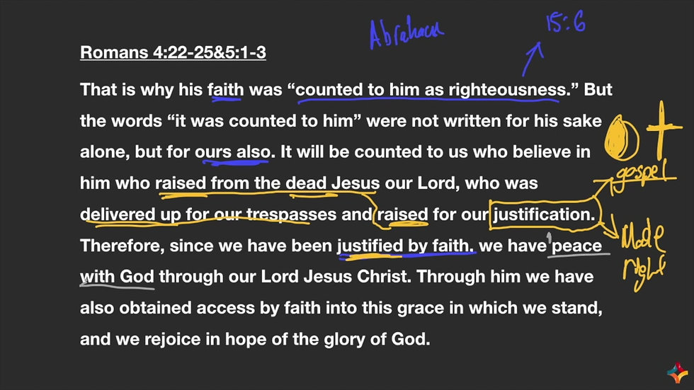 Complete Work of Salvation