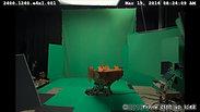 Kubo Boat Hexapod on set