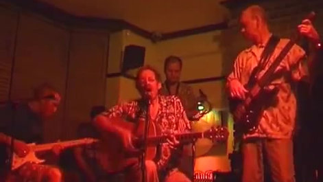 Solid Air Live at The Red Room