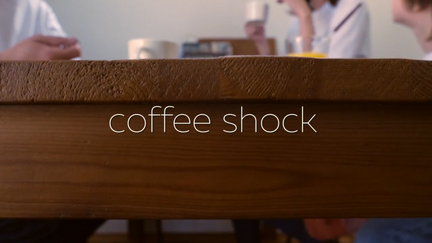 thinker「coffee shock」