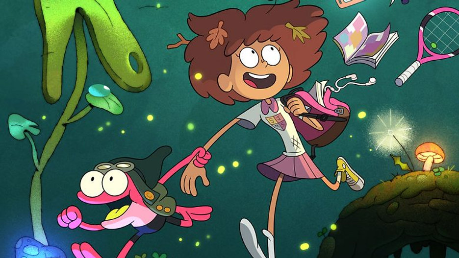 Amphibia Storyboards Season 1