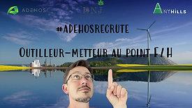 Outilleur-Metteur Au Point f-h