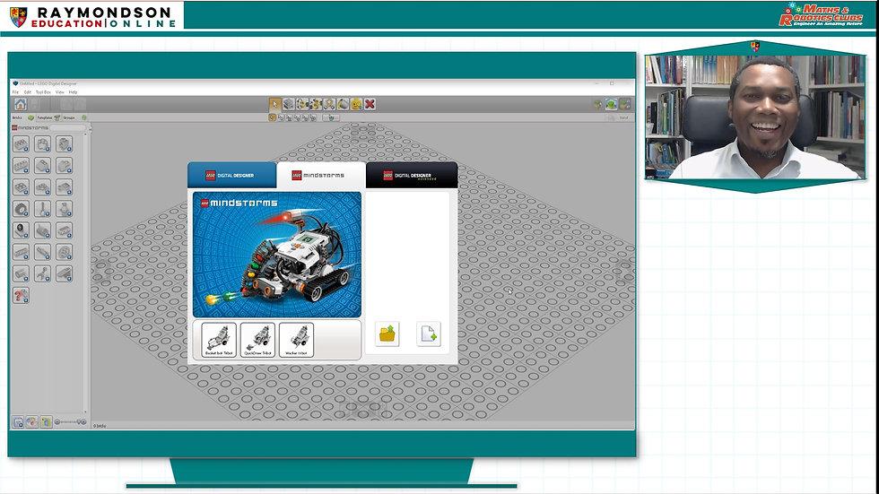 Virtual Robotics Club