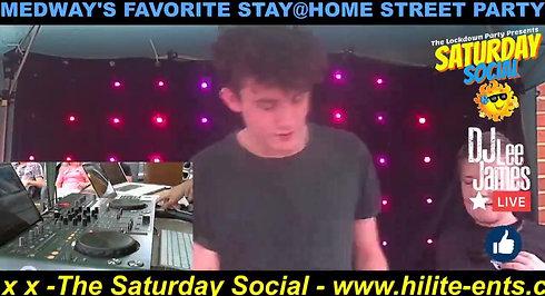 saturday social p2