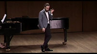 Theo Hoffman sings the Prologue from Les Mamelles de Tirésias at the Richard Tucker Music Foundation 2018 Auditions (Winner)