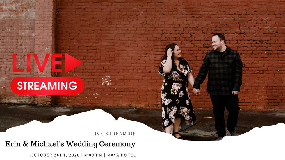 Erin + Mike Live Ceremony