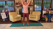 Wellness Wednesday Series: Yoga with Buffy