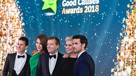 National Lottery Good Causes Awards 2018