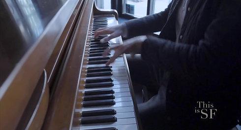 Jay Sanders Solo Piano @ Noir Lounge