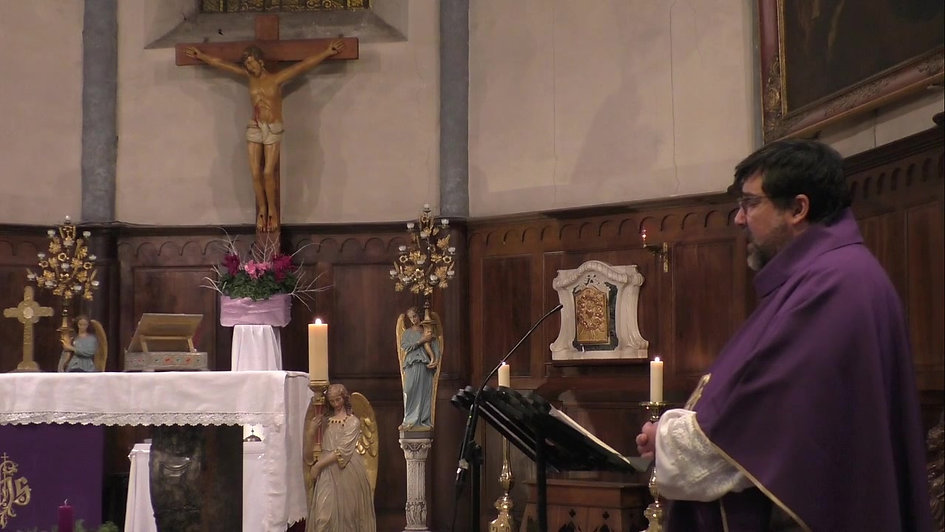 Messe 29 Novembre